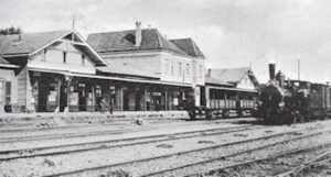 Station Oldenzaal
