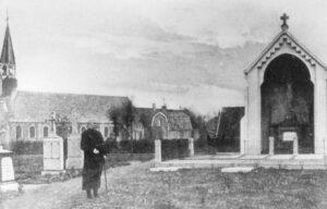 Nieuwe kerkhof Rossum